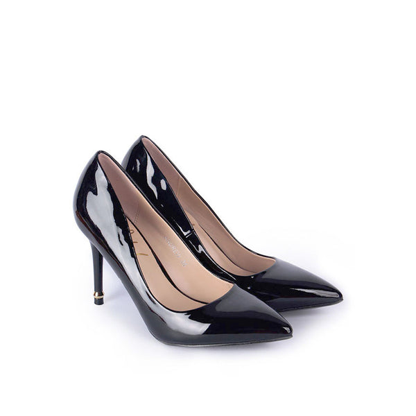 ANDREW pointed pumps