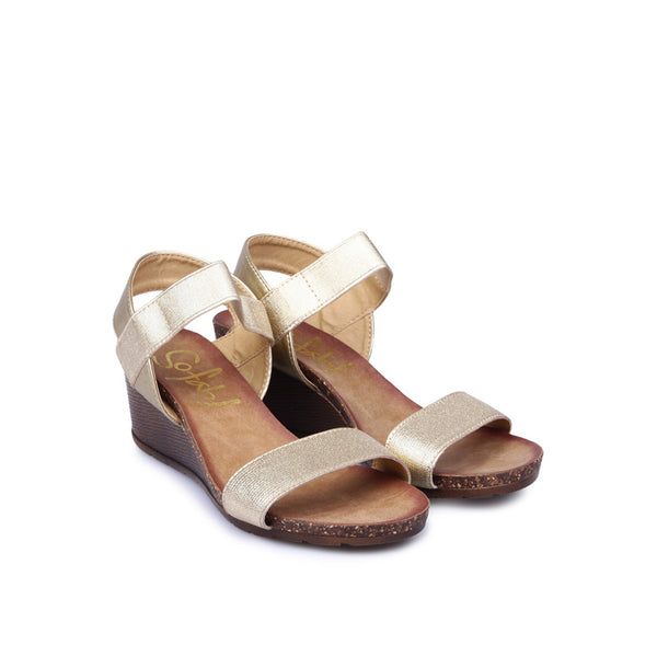 AVERY WEDGE SANDALS - sofabph