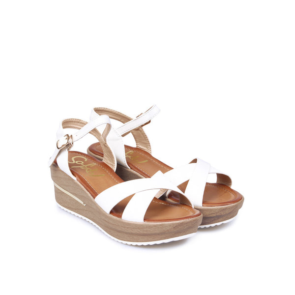 CALISTA WEDGE SANDALS - sofabph