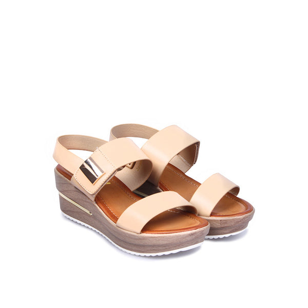 CARISSA casual wedges