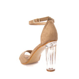 CHRISTIAN HEEL SANDALS - sofabph