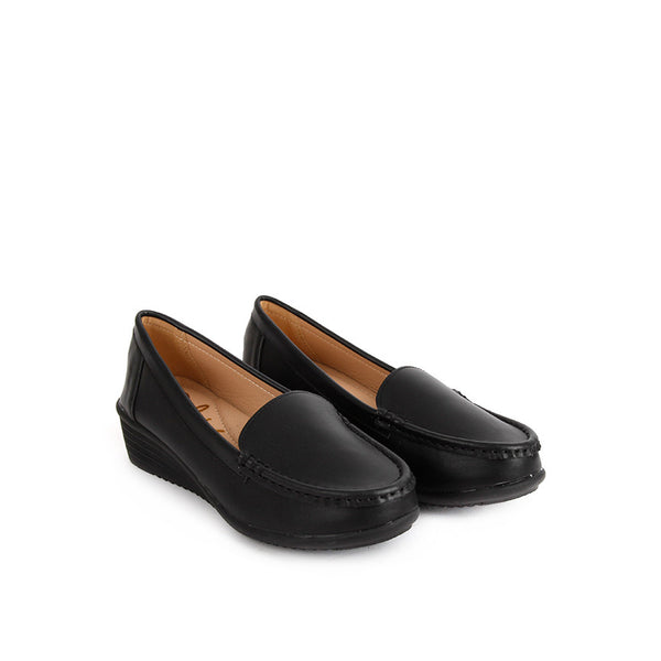 CLARK heeled loafers