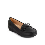 CLINT WEDGE LOAFERS