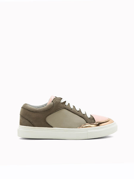 Cain Lace-up Sneakers