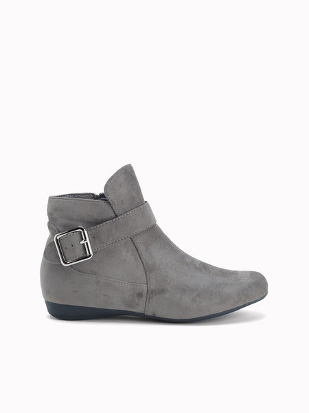 Derby Flat Boots