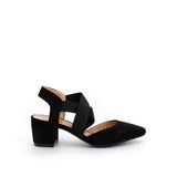 ENRIQUE block heel pumps