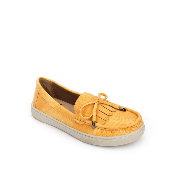 HARPER ribbon loafers