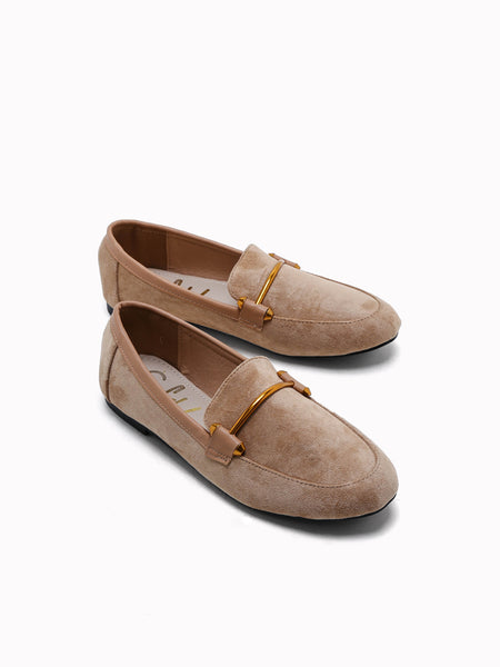Isaac Flat Loafers
