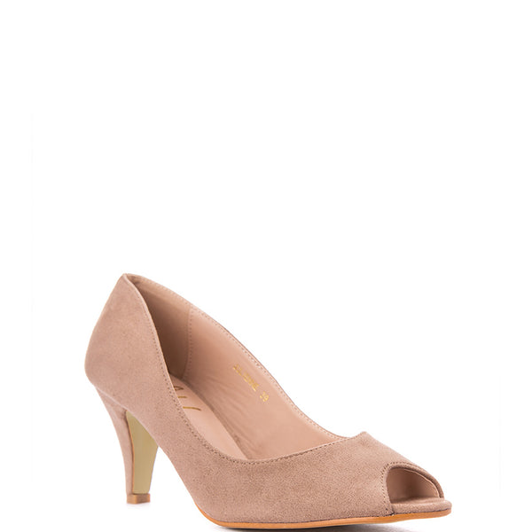 JULIENNE suede pumps