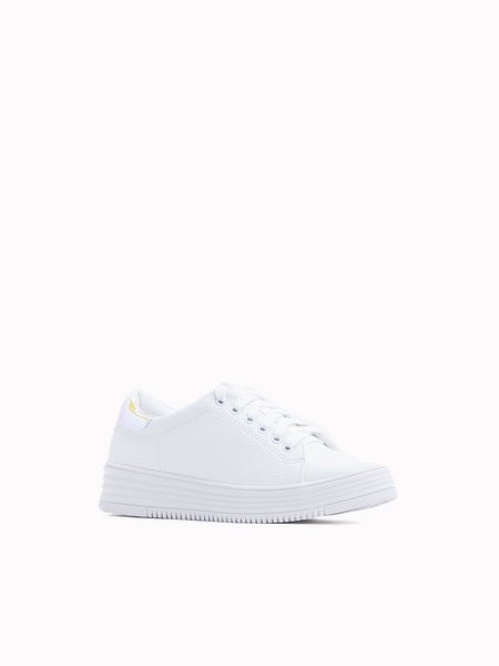 Janella Lace-up Sneakers
