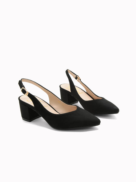 Joey Heel Pumps