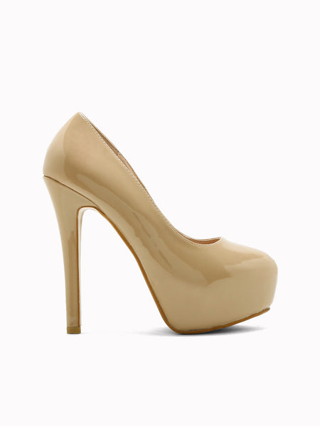 Joseph Heel Pumps