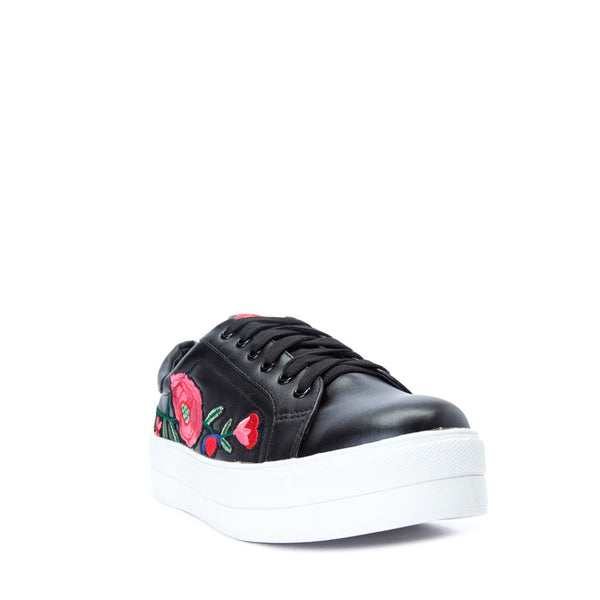 LEIGHTON LACE-UP SNEAKERS - sofabph