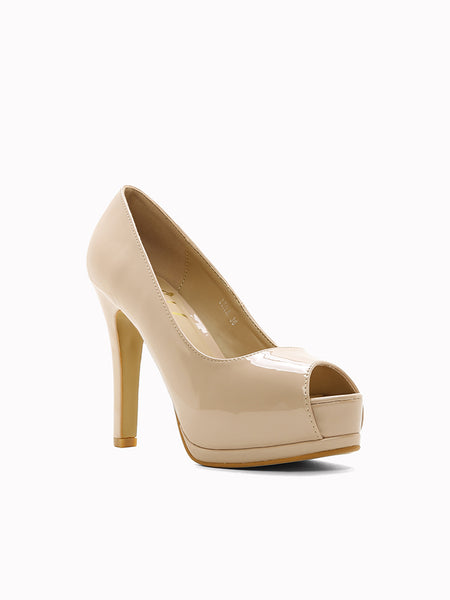 Leila Heel Pumps