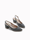 Leon Heel Pumps