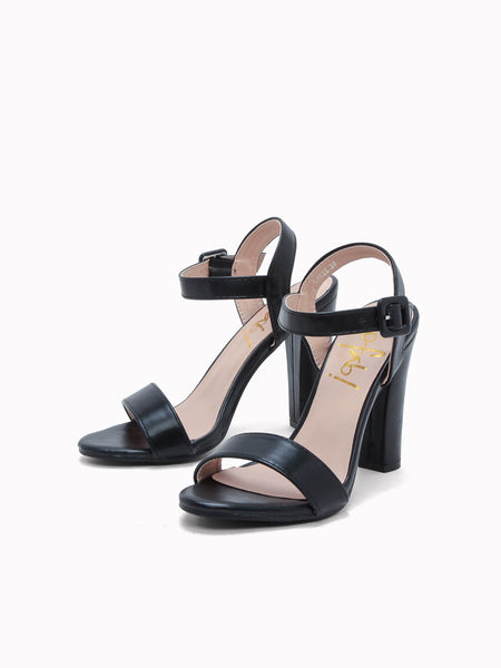 Louie Heel Sandals