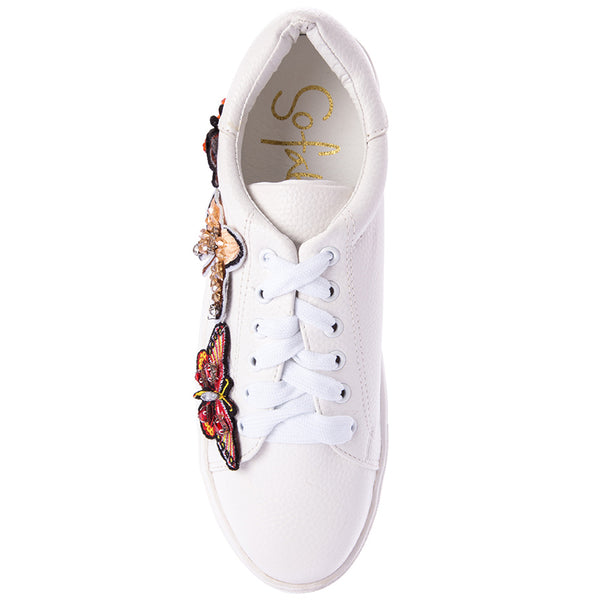 MARISA LACE-UP SNEAKERS - sofabph
