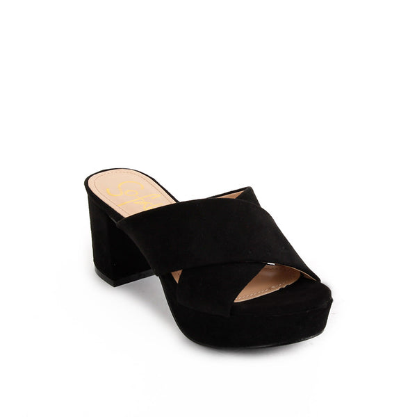 MARVIN casual mules