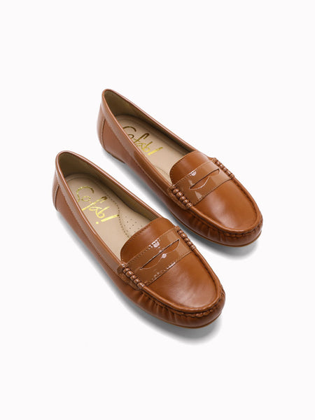 Maverick Flat Loafers