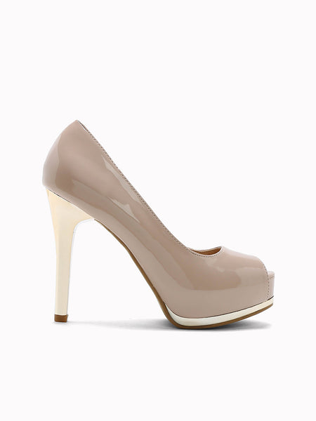 Meg Heel Pumps