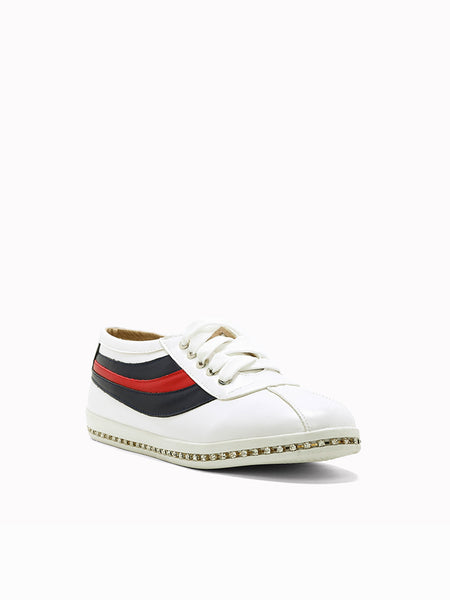 Miguel Lace-up Sneakers
