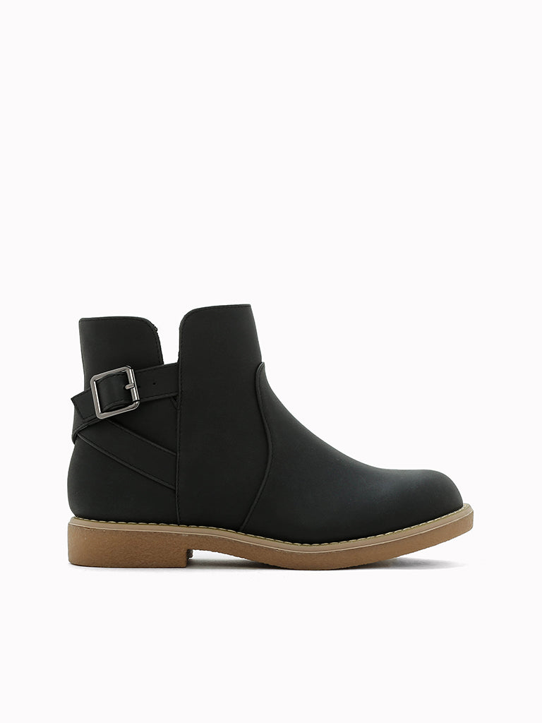 deft design novel style limited sale Mike Flat Boots