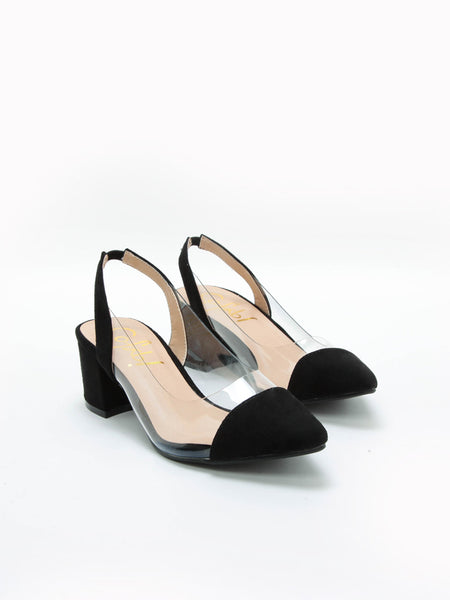 Monica Heel Pumps