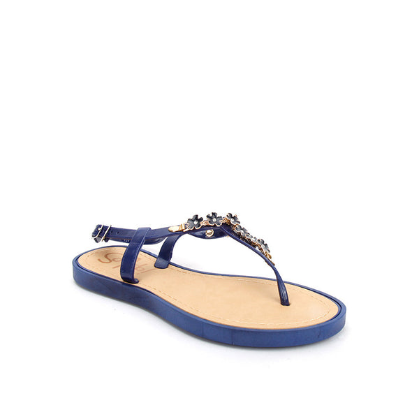 OLIVE jelly sandals