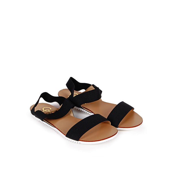 SALLY FLAT SANDALS - sofabph
