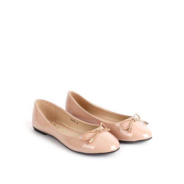 SHANE ribbon ballerinas