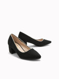Serafin Heel Pumps