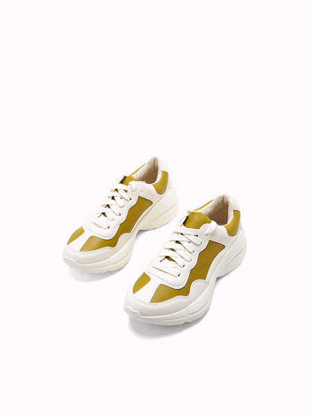 Shannon Lace-up Sneakers