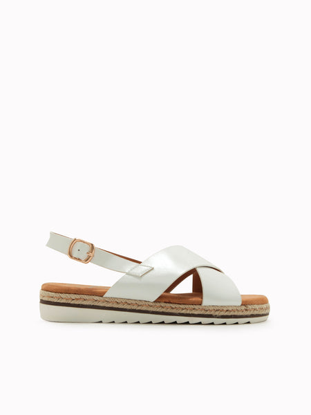 SMITH Flat Sandals - sofabph