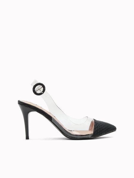 Stanley Heel Pumps