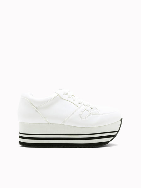 Tracy Lace-up Sneakers