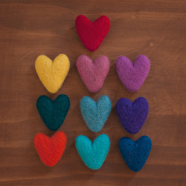 Mini Hearts Packs