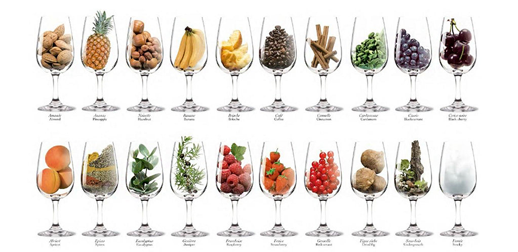 Improve Your Wine Tasting Skills With Our Aroma Identification Guide