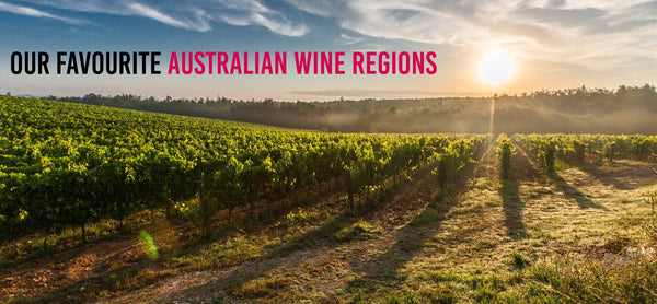 Have a Grape Time in Our Favourite Australian Wine Regions