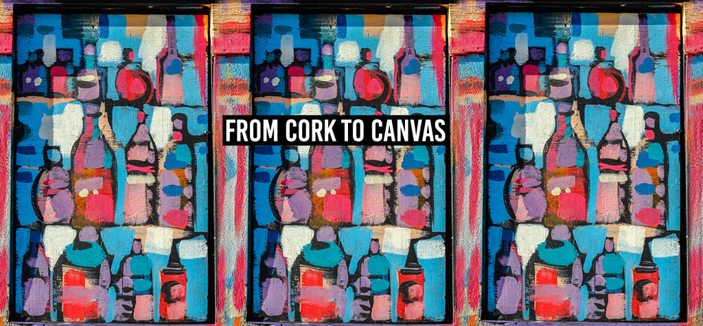 From Cork to Canvas: Our Top Destinations for Wine Art