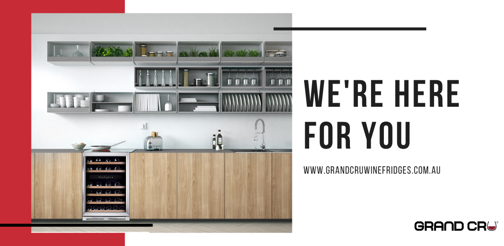 Grand Cru: We Are Here For You