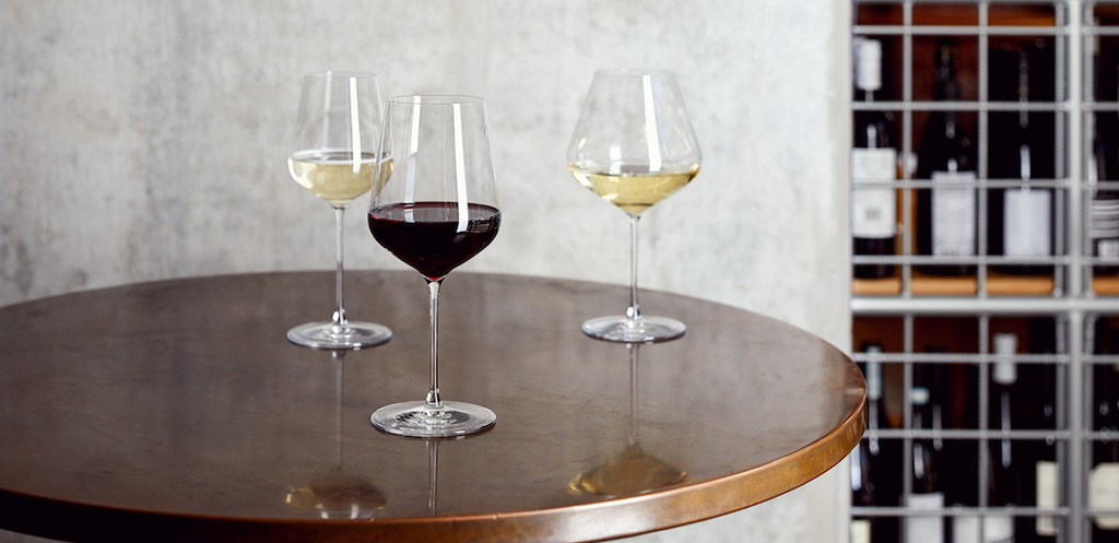 Grand Cru and Glassware Go Hand-in-Hand