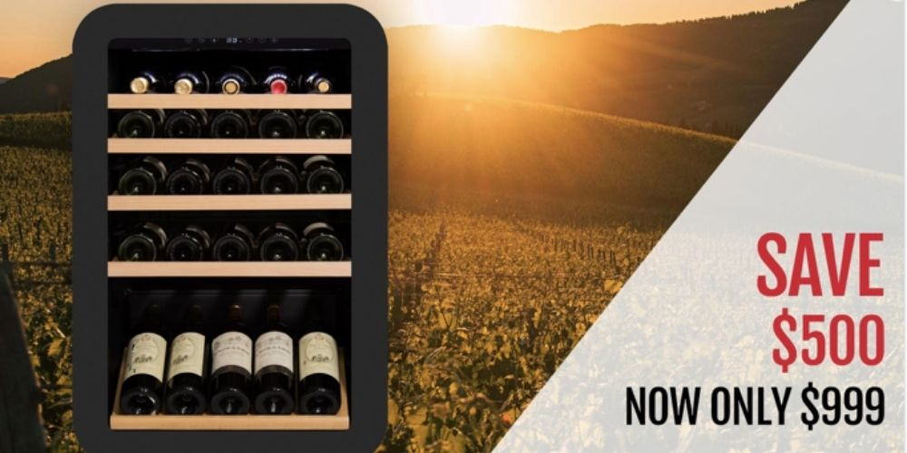 Get Ahead Of The Curve With Our New Wine Fridge Design