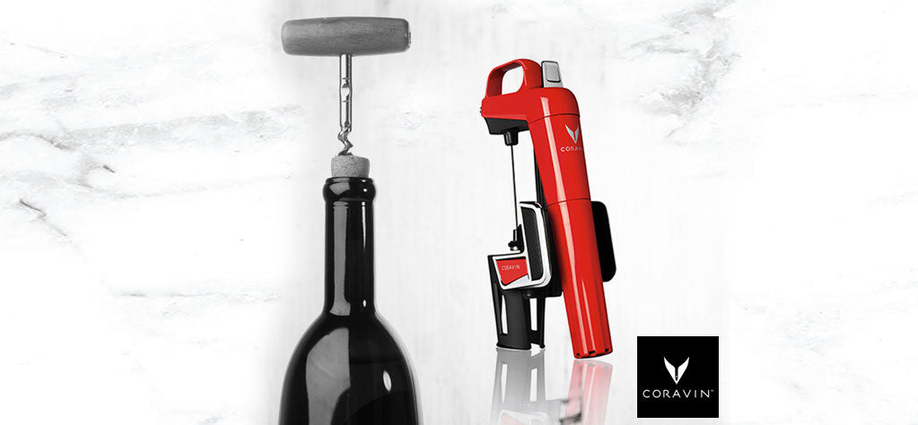Coravin vs Corkscrew: A Battle Between Preservation & Freedom