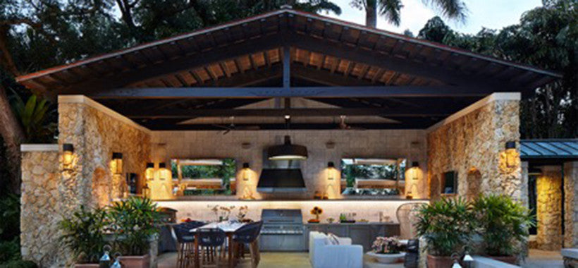 Outdoor Living Trends 2017