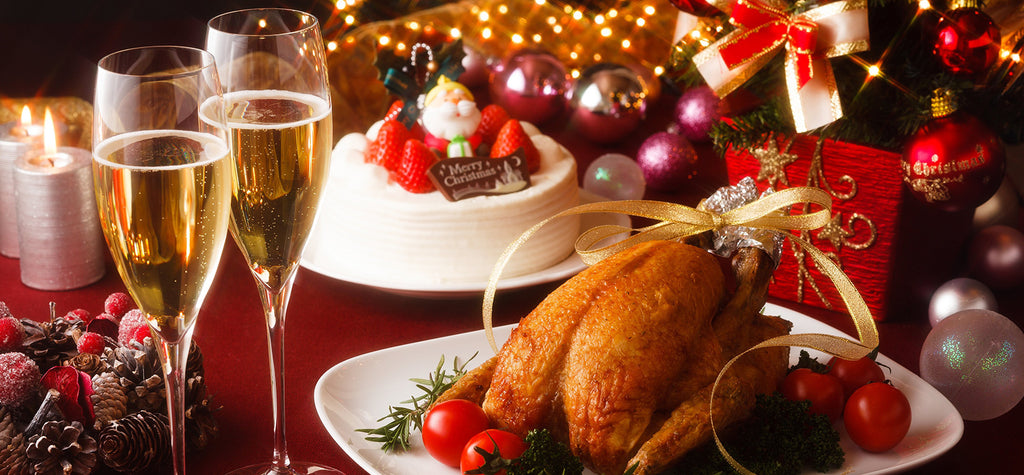 Fabulous Christmas Food & Wine Parings
