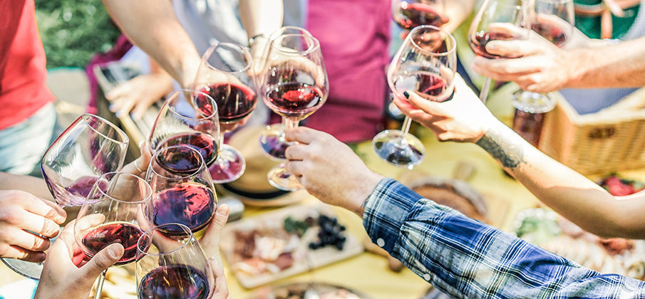What is the optimal temperature to serve your wine this summer?