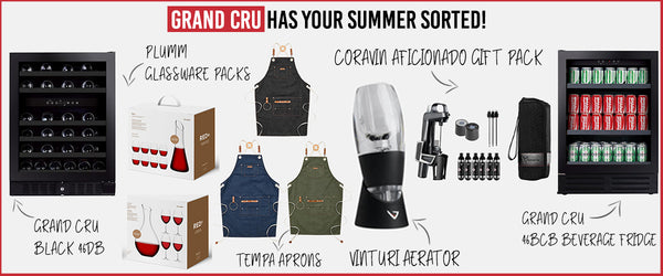 Grand Cru Has Your Summer Sorted