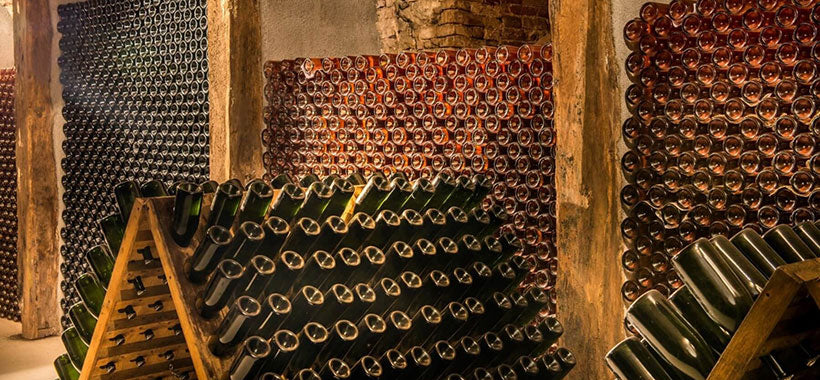 The Benefits of Climate Controlled Wine Storage
