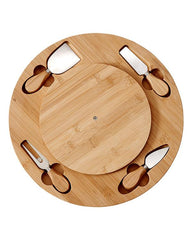 Bamboo Fromagerie serving set
