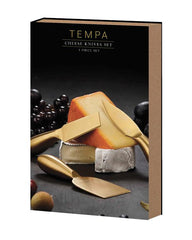 3-piece Fromagerie knife set
